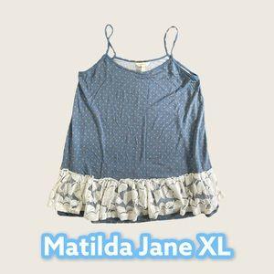 Matilda Jane Top Size XL